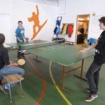 Atelier ping pong