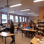 Cours de français : tribunal